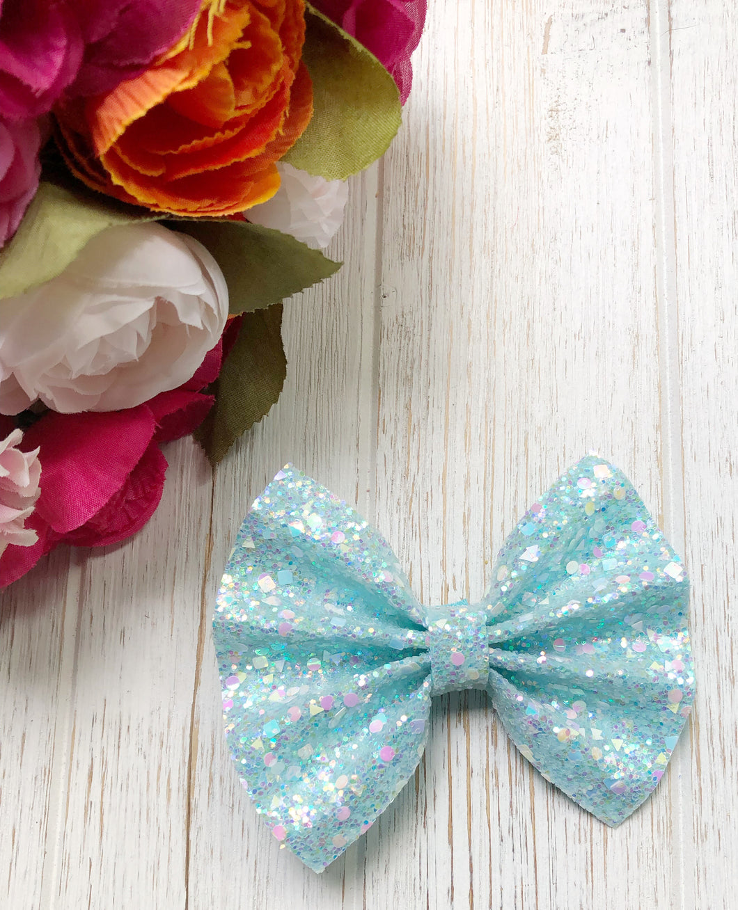 glitter, glitter bow, braid, hair clip, girl, toddler, bow, bows, headband, headbands, head wrap, baby, baby shower, baby photography, photography prop, girl hair style, hairstyles, Fabric Bow, faux leather bow, Hair bow, newborn bow, girls hair bow, toddler hair bow, newborn photography, hair accessory, baby girl, pool bow, summer bow, blue glitter bow