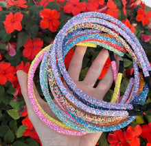 Sweet Tooth Glitter Headband