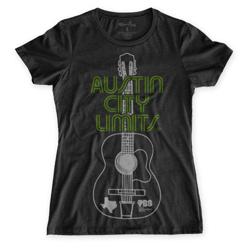 Women's ACL Guitar T-Shirt