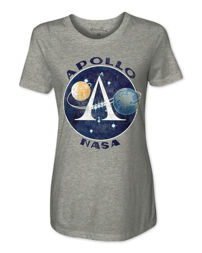 Women's NASA Apollo Program T-Shirt