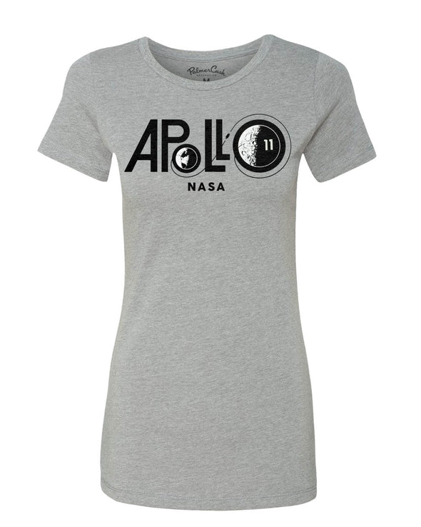 Women's NASA Apollo XI Cover T-Shirt