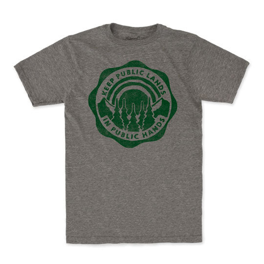 Men's Jimmy Bryant Public Lands T-Shirt