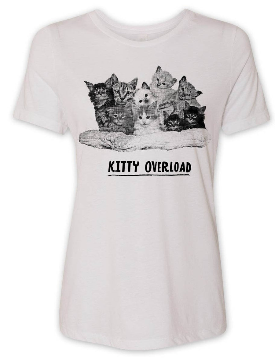 Women's Kitty Overload T-Shirt - Discontinued