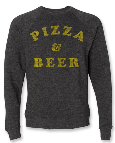Unisex Pizza & Beer Fleece