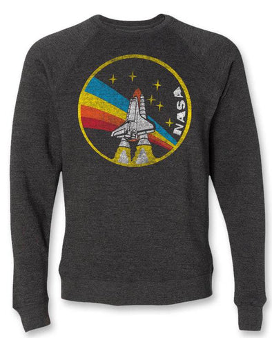Unisex NASA Rainbow Fleece