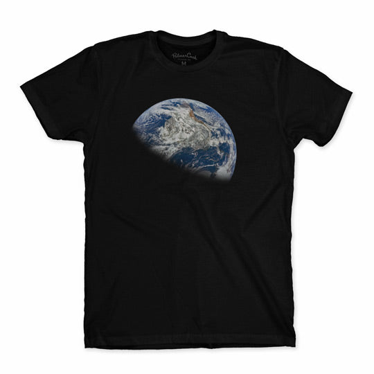 Men's NASA Earth Silhouette T-Shirt