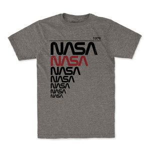 Men's NASA Worm 1976 T-Shirt