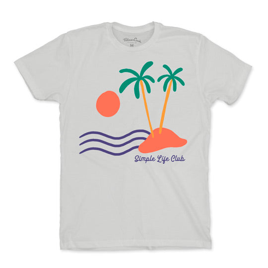 Men's Deserted Island T-Shirt