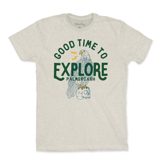 Good Time To Explore T-Shirt
