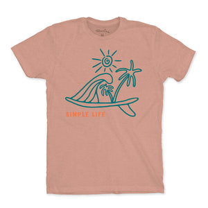 Simple Surf T-Shirt