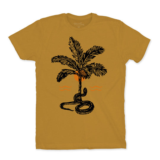 Men's Snake Palm T-Shirt