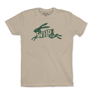 Men's Wild Rabbit T-Shirt