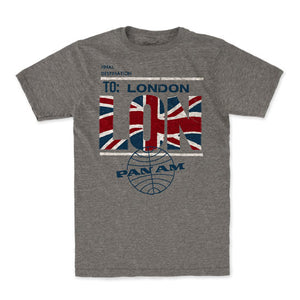 Men's Pan Am LON T-Shirt