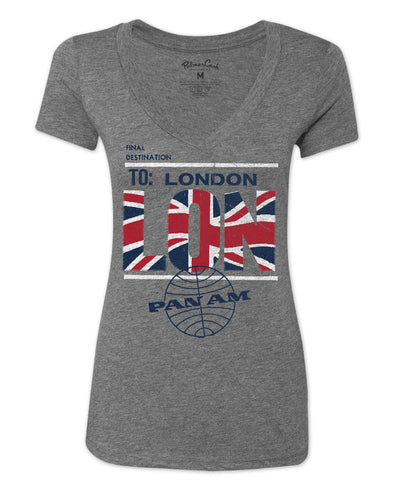 Women's Pan Am LON T-Shirt