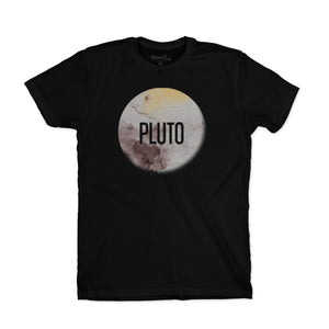 Men's NASA Planet Pluto T-Shirt