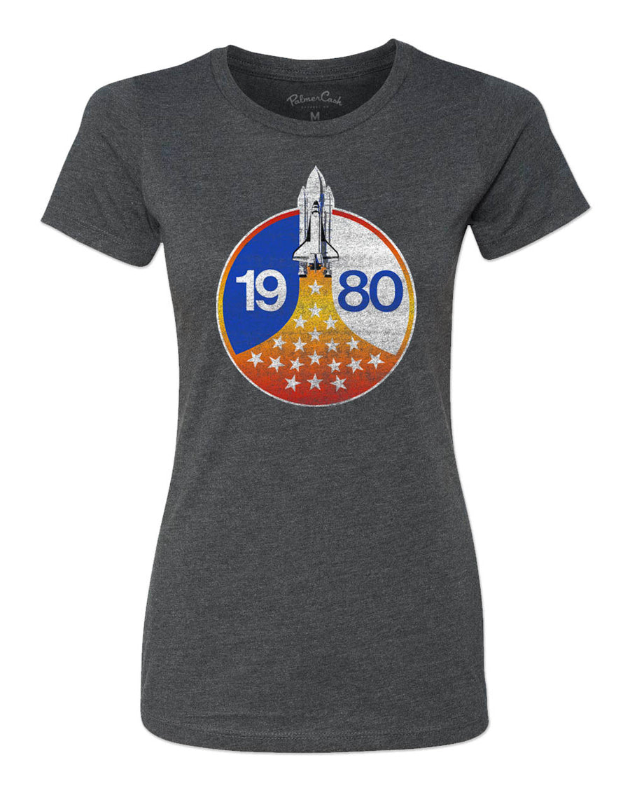 Women's NASA 1980 Shuttle T-Shirt