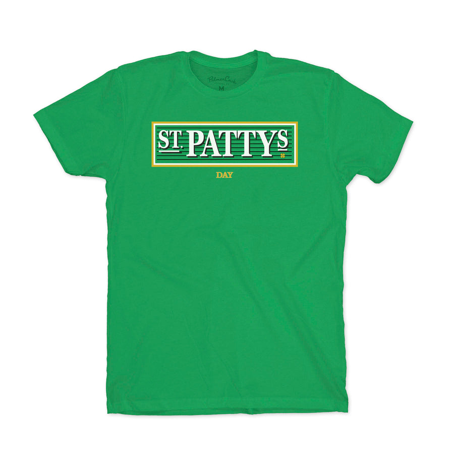 Men's St. Patty's Malt Liquor T-Shirt