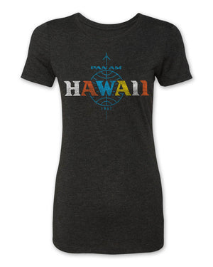 Women's Pan Am Hawaii 1967 T-Shirt