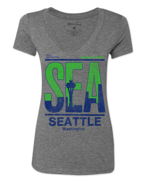 Women's Pan Am SEA T-Shirt