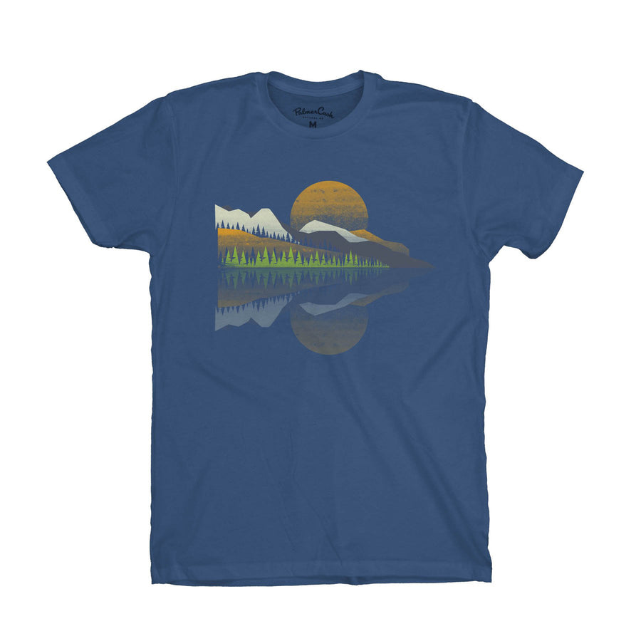 Men's Alpine Sunset T-Shirt