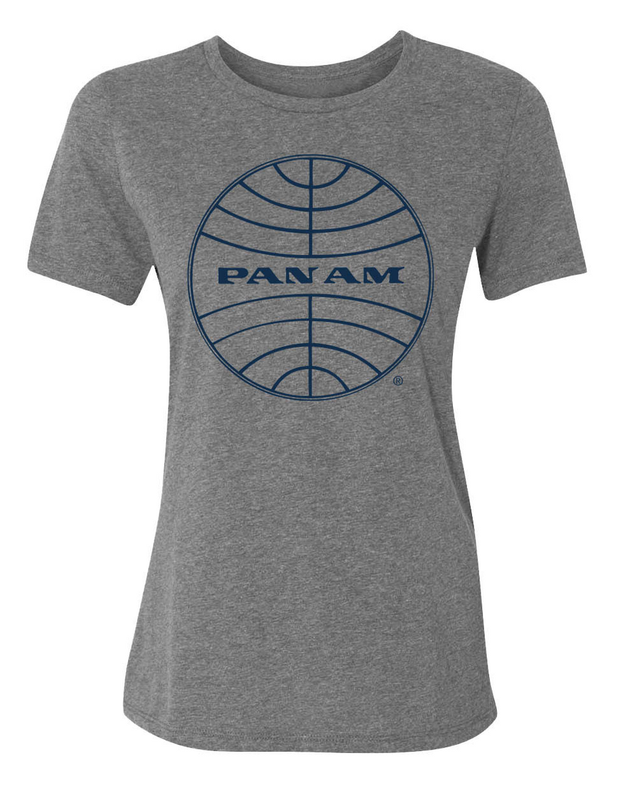Women's Pan Am Logo T-Shirt