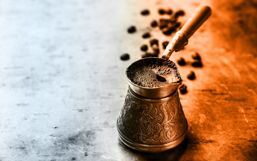 How To Make Strong Turkish Coffee