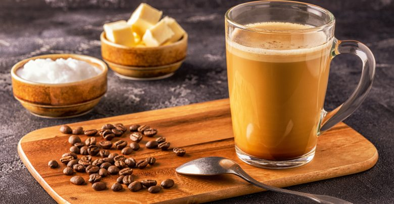 strong bulletproof coffee