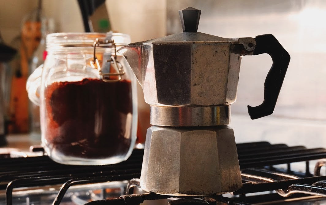 How To Make Strong Moka Pot Coffee