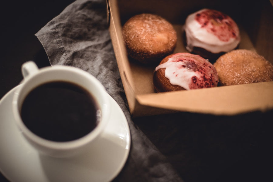 The Top 5 Fall Pastries to Pair with Strong Coffee