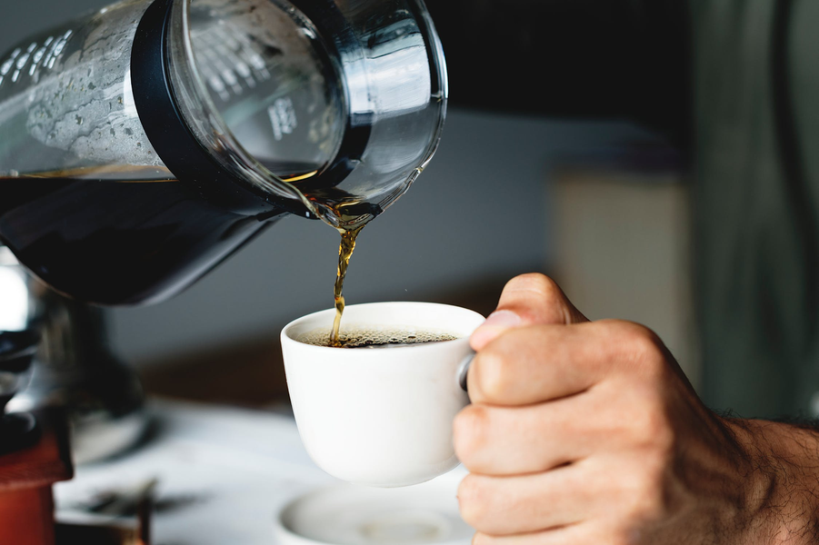 The Highest Caffeine Amount In Coffee
