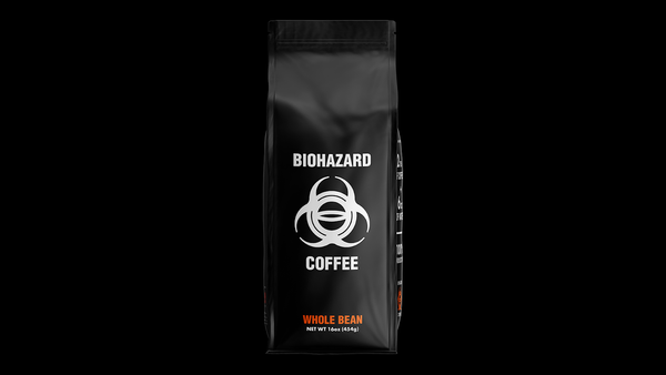 biohazard coffee whole
