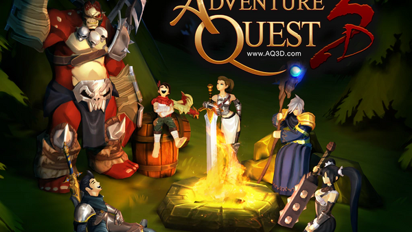 adventure quest mobile game
