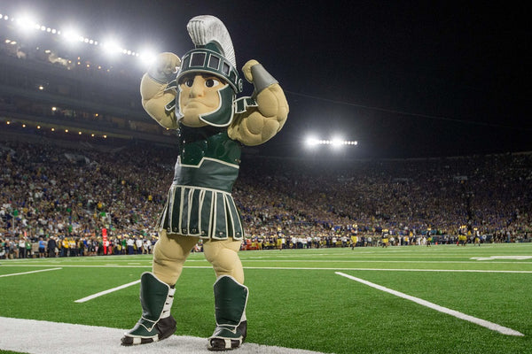 sparty michigan