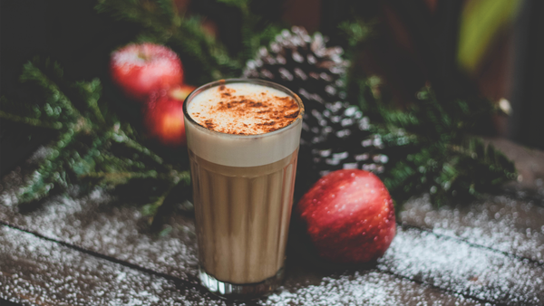 STRONG SALTED CARAMEL MOCHA RECIPE