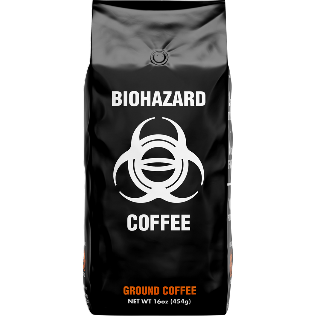 biohazard-coffee-ground-coffee
