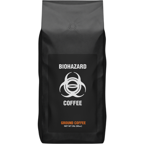 coffee, world's strongest coffee, biohazard coffee