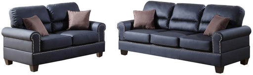 Accra Sofa and Loveseat Set