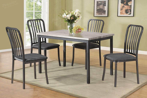Adlon Dining Table and Chair Set