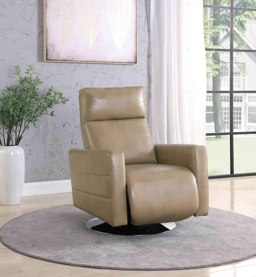 Almazan Push Back Recliner