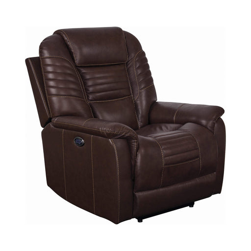 Anchovy Power Recliner with Power Headrest and Lumbar