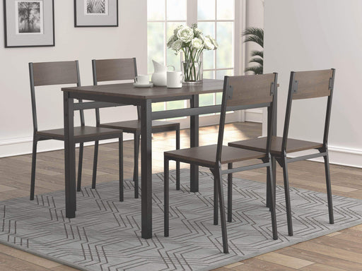 Borland Dining Table and Chair Set