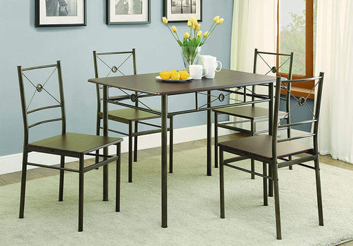 Boswell Dining Table and Chair Set