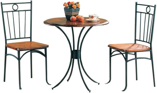 Boulder Dining Table and Chair Set