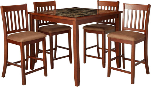 Bouquet Dining Table and Chair Set