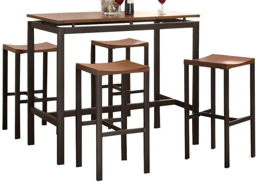 Burnham Dining Table and Chair Set