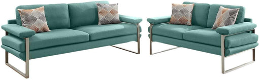 Dell Sofa and Loveseat Set