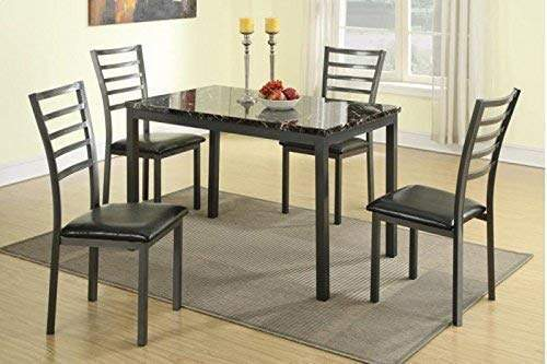 Gage Dining Table and Chair Set