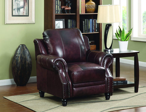 Gelber Push Back Recliner