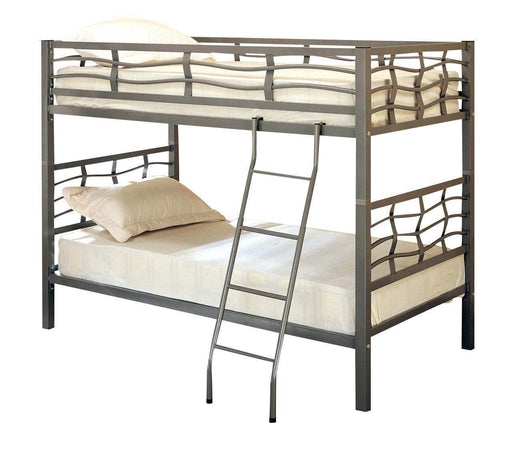 Jalmia Twin over Twin Bunk Bed
