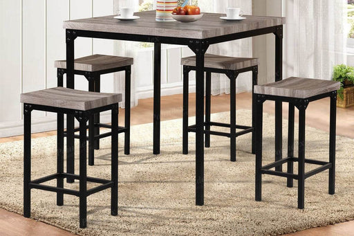 Lani Dining Table and Chair Set